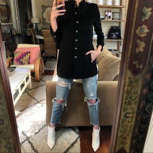 Military jacket by velvet